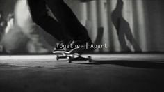 DAZED presents a film by Isle Skateboards  'Together | Apart', strips back the workings of a studio shoot, exposing an interplay between skateboarding…
