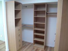 Perfect Shelving! Latest Wardrobe Designs, Walk In Closet, Closets, Shelving, Organize, Organization, Storage, Home Decor, Woodwind Instrument