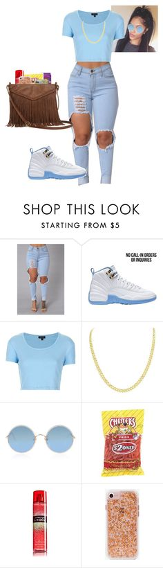"""""""powder💎blue"""" by lvdynew on Polyvore featuring Topshop, Sunday Somewhere, Case-Mate and Arizona"""