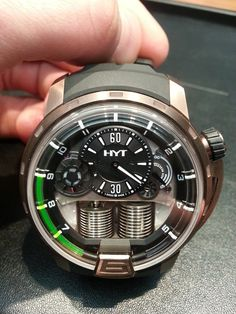HYT H1 TiBronze Watch (pic: Perpetuelle.com)