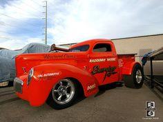 Energizer Willys by on DeviantArt Hot Rod Trucks, Lifted Ford Trucks, Cool Trucks, Big Trucks, Chevy Trucks, Chevy Pickups, Custom Trucks, Custom Cars, Classic Trucks