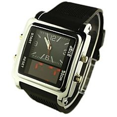 Men's Watch Sports LED Analog-Digital Display Multi-Function. Get irresistible discounts up to 50% Off at Light in the Box using Coupons & Promo Codes.