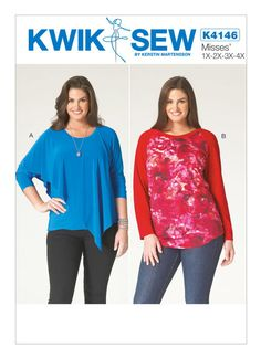 K4146 | Kwik Sew Patterns