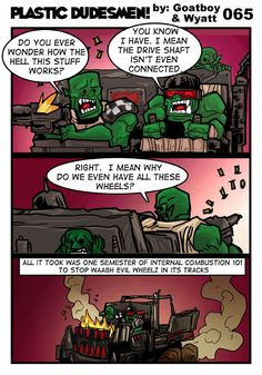 Plastic Dudesmen #65 - Thinkin Hurts | Warhammer 40k, Fantasy, Wargames & Miniatures News: Bell of Lost Souls