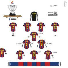 29/11/10  Barcelona 5-0 Real Madrid   #barca #fcbarca #barcelona #fcb #barcart #messi #pep #guardiola #xi #elclasico #xavi #iniesta #pique #puyol #realmadrid #classicfootball #laliga #footballhistory #futbol #spanishfootball #leomessi #greatteam #football #footballteam #pepguardiola #barcelonafc #barcafans #footballedits #messi10 #footballers  Fc Barcelona, Barcelona Vs Real Madrid, Best Football Players, Football Match, Football Fans, Xavi Iniesta, Football Tactics, Dani Alves, Legends Football