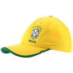 Boné Tema Esportivo Futebol, Seleções, Times de Futebol: Boné Nike Seleção Brasil