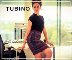 Well-tailored in business. Tubino.nl