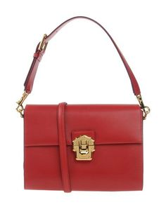 DOLCE & GABBANA . #dolcegabbana #bags #shoulder bags #hand bags #leather #satchel #lining #
