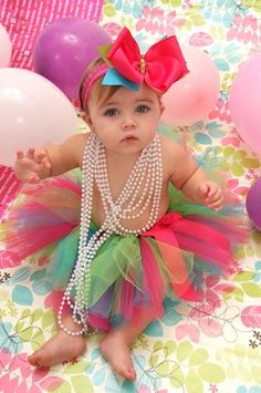 Baby girl birthday!