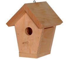 DIY Birdhouse lamp