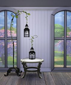 Sims 4 CC's - The Best: Lamps Set by BCP
