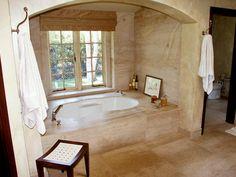 LUXURIOUS DEEP SOAKING BATHTUB