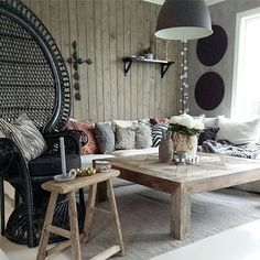 Ukens inspirasjon - Unike Hjem! - Vakre Hjem & InteriørVakre Hjem & Interiør