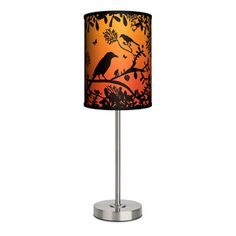 Blackbird Lamp, $29.95, now featured on Fab.