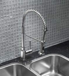 Blanco Kitchen Sinks And Kitchen Faucets. Handcrafted STEELART Sinks And  The Natural Warmth And Beauty Of SILGRANIT, To The Elegant Artistry Of  BLANCO ...