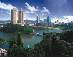 jiangmen, china - been there . . .