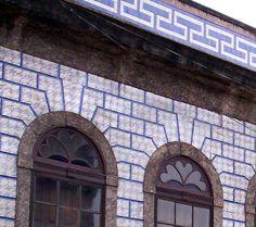 Azulejos antigos no Rio de Janeiro: Lapa II - Casa Histórica de General Osório