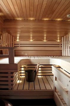 Image result for sauna benches