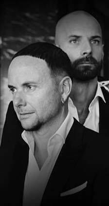 Paul Landers and Oliver Riedel