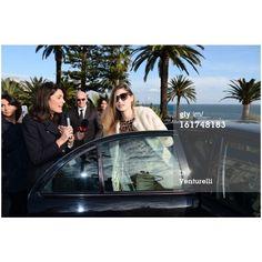 Model Bianca Balti Arrives At 63Th Festival Di… Fotografie di cronaca... via Polyvore