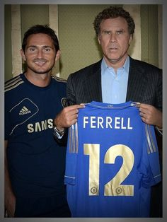 Lamps and Will Ferrell