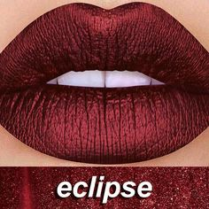 ECLIPSE, blackened red  Shop today and get FREE 2-DAY U.S. SHIPPING on orders $75+. limecrime.com