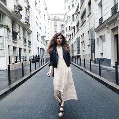 Back home✖️-Deby Debo - Marie and Mood - SS16 - Robe Viva