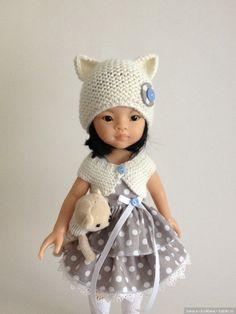 Добрый вечер всем-всем! Продолжаю шить для Паола Рейна. И хочу показать новые платья и комплект для кукол Приятного просмотра!