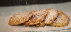 Corn Fritters are served sweet or savory. They can be prepared with fruits and jams or syrups and creams. Savory fritters can have more of a cornmeal texture with ingredients added like chopped sca…