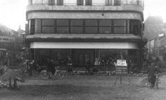Dláždění před Savoyem rok 1936 Historia