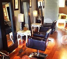 open a small hair salon....ah I so want to do this!