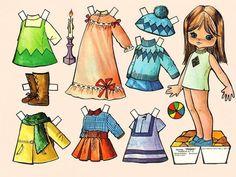 Paper Dolls! :D
