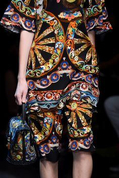 DOLCE & GABBANA 2013 S/S COLLECTION