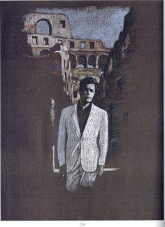 Manara Maestro dell'Eros-Vol. 23, Manara e il teatro-134