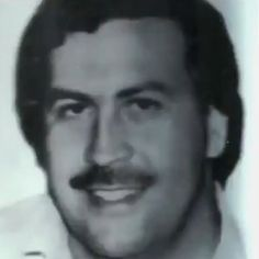 This is Pablo Escobar. Take a look at a short history of his life. Know who he is.