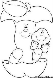 coloring for kids - kleuren voor kinderen Pattern Coloring Pages, Printable Coloring Pages, Colouring Pages, Coloring Sheets, Coloring Books, Coloring For Kids, Adult Coloring, Animal Templates, Applique Patterns