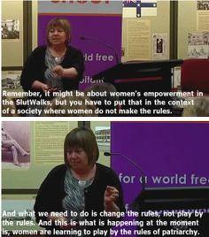 Gail Dines on SlutWalk and Empowerment