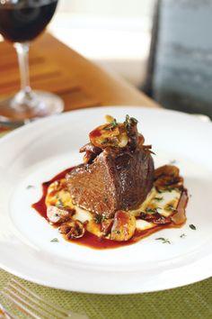 Braised Kobe Beef, Kobe Beef Recipe, Great Beef Entree, Four Seasons Recipes