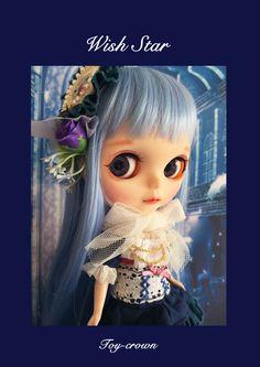 Toy-crown:カスタムブライス*Wish star - ヤフオク!