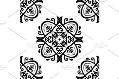Oriental vector pattern with damask, arabesque and floral elements. Damask Patterns, Arabesque, Vector Pattern, Abstract Backgrounds, Oriental, Wallpaper, Floral, Cards, Wallpapers
