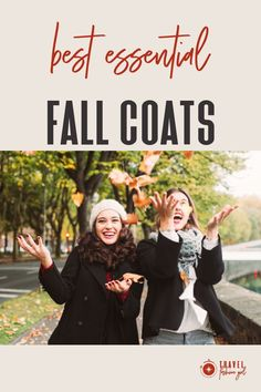 With autumn just around the corner, we're beginning to see Autumn/Winter season collections hitting the stores. Personally, this is an exciting time for me because  I'm in love with this year's A/W trends. Click through to check out our complete list! #TravelFashionGirl #TravelFashion #TravelClothing #capsulewardrobe #fallcoats #fallcoatsfashion