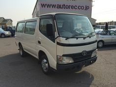 Japanese vehicles to the world: 2007 Toyota Toyoace van sold to Kenya