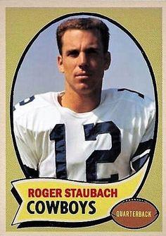 1970 Topps Roger Staubach