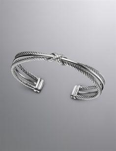 Sterling Silver & Cuff Bracelets | Women's Jewelry | David Yurman