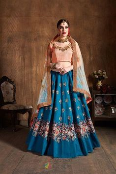 Indian Designer lehenga choli