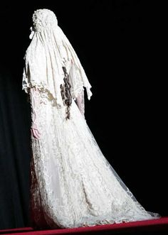 Padme's Wedding gown from Star Wars episode 2.