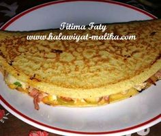 فطائر مالحة لذيييذة سهل وسريع للأخت Titima Faty الطريقة في الرابط: http://www.halawiyat-malika.com/2015/11/blog-post_27.html