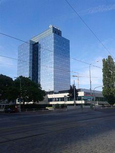NKÚ Skyscraper, Multi Story Building, Skyscrapers