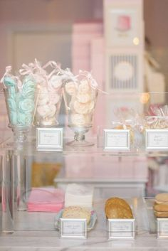 How did you first get started with Sweet Bake Shop? It's kind of an odd story. I actually went to school for radio and television broadcasting and landed my first job as a morning radio co-host…