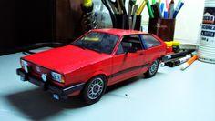 F1 PAPER: Gol GT 1986